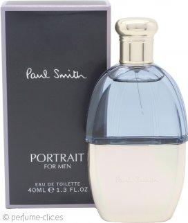Paul Smith Portrait Eau de Toilette 40ml Vaporizador