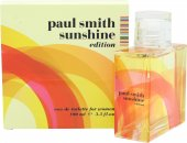 Paul Smith Sunshine Edition Eau de Toilette 100ml Vaporizador
