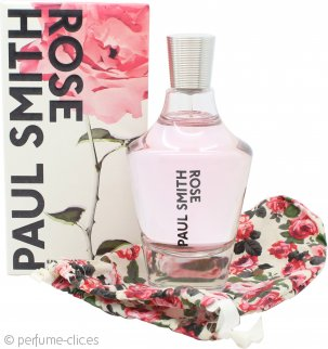 Paul Smith Rose Eau de Parfum 100ml Vaporizador