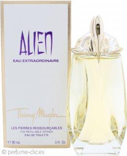 Thierry Mugler Alien Eau Extraordinaire Eau de Toilette 90ml Vaporizador - Rellenable