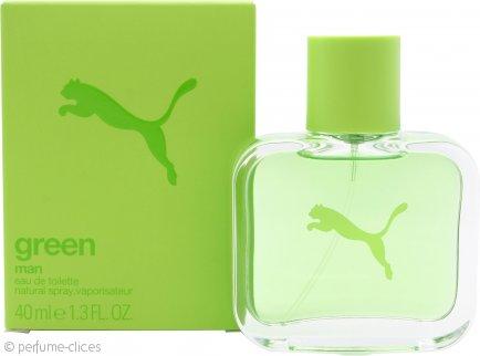 Puma Green Eau De Toilette 40ml Vaporizador