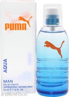 Puma Puma Aqua Eau De Toilette 50ml Vaporizador