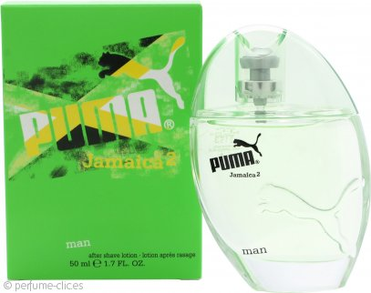 Puma Jamaica 2 Man Loción Aftershave 50ml Splash