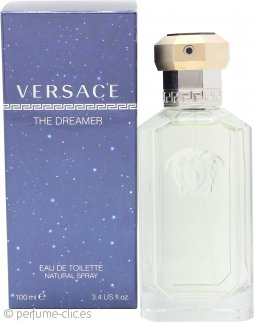 Versace The Dreamer Eau de Toilette 100ml Vaporizador