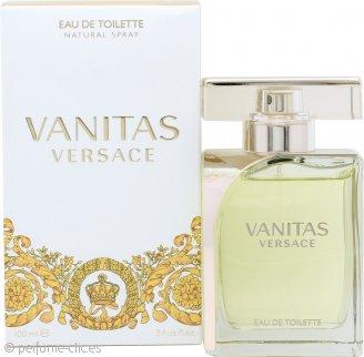 Versace Vanitas Eau de Toilette 100ml Vaporizador