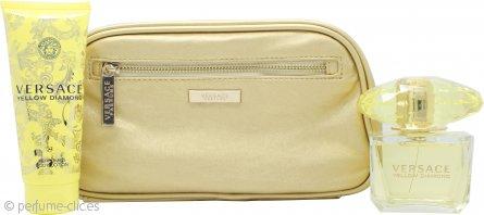 Versace Yellow Diamond Gift Set 2 x 30ml EDT Vaporizador