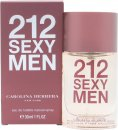 Carolina Herrera 212 Sexy  Men Eau De Toilette 30ml Vaporizador