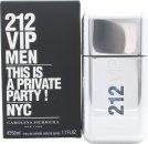 Carolina Herrera 212 VIP Men Eau de Toilette 50ml Vaporizador