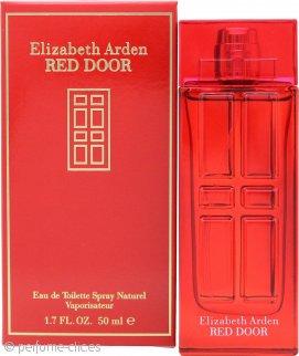 Elizabeth Arden Red Door Eau de Toilette 50ml Vaporizador - Nueva Edición