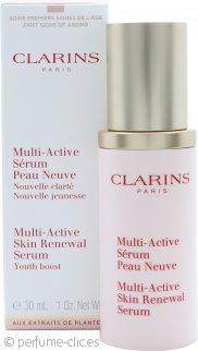 Clarins Multi Active Serum Renovación Piel 30ml