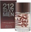 Carolina Herrera 212 Sexy  Men Aftershave 100ml