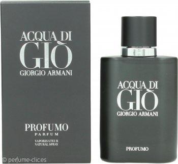Giorgio Armani Acqua di Gio Profumo Eau de Parfum 40ml Vaporizador