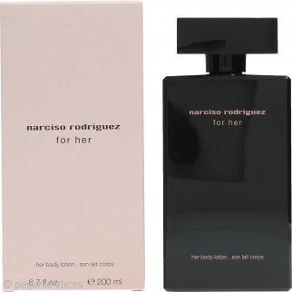 Narciso Rodriguez For Her Loción Corporal 200ml