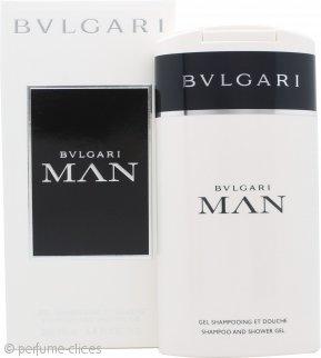 Bvlgari Bvlgari Man Gel de Ducha 200ml