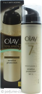 Olay Total Effects Hidratante Protección Sensible 50ml