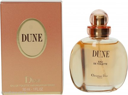 Christian Dior Dune Eau de Toilette 30ml Vaporizador