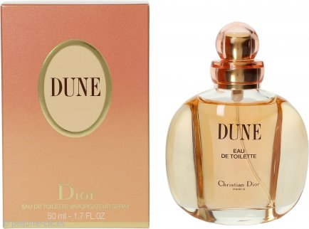 Christian Dior Dune Eau de Toilette 50ml Vaporizador