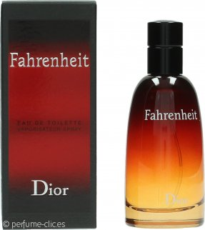 Christian Dior Fahrenheit Eau de Toilette 50ml Vaporizador