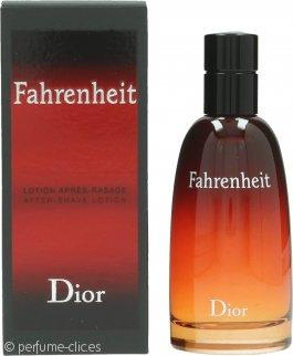 Christian Dior Fahrenheit Aftershave 50ml Splash