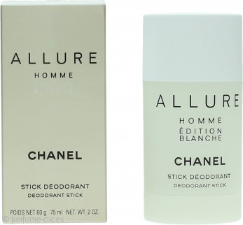 Chanel Allure Homme Edition Blanche Desodorante en Barra 75ml