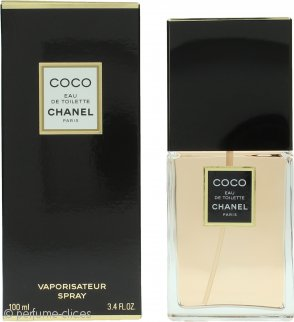 Chanel Coco Eau de Toilette 50ml Vaporizador