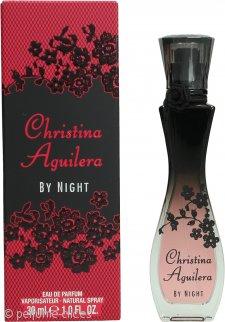 Christina Aguilera By Night Eau de Parfum 30ml Vaporizador