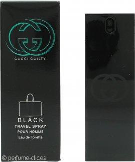 Gucci Guilty Black Pour Homme Eau de Toilette 30ml Vaporizador