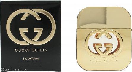 Gucci Guilty Eau de Toilette 50ml Vaporizador