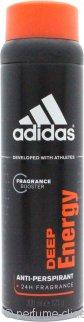 Adidas Deep Energy Anti-Perspirante 200ml Vaporizador