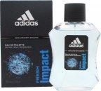 Adidas Adidas Fresh Impact Eau de Toilette 100ml Vaporizador