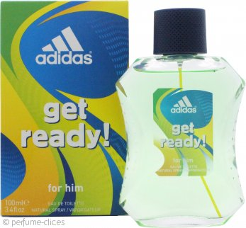 Adidas Get Ready! for Him Eau de Toilette 100ml Vaporizador