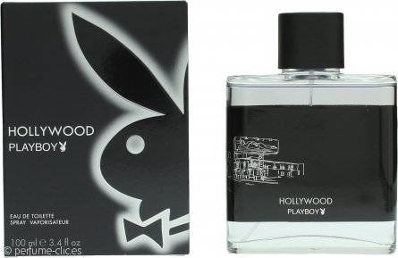 Playboy Hollywood Eau De Toilette 100ml Vaporizador