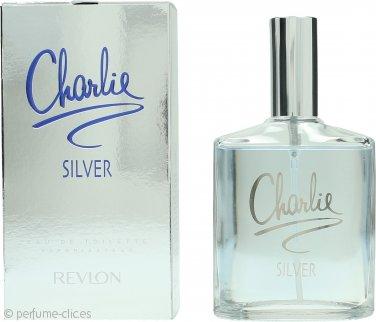 Revlon Charlie Silver Eau de Toilette 100ml Vaporizador