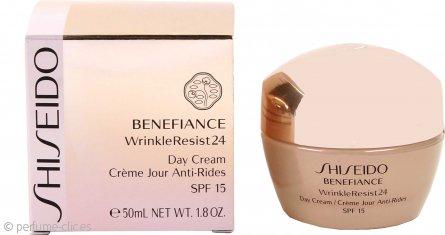 Shiseido Benefiance Resistencia Arrugas 24 Crema de Día 50ml FPS15
