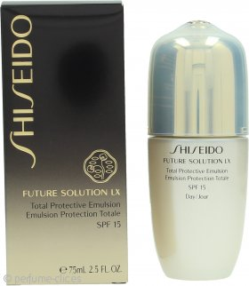 Shiseido Future Solution LX Total Protective Emulsion FPS 18 75ml