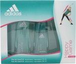 Adidas Happy Game Eau de Toilette 50ml Vaporizador