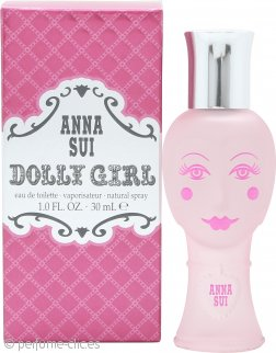 Anna Sui Dolly Girl Eau de Toilette 30ml Vaporizador