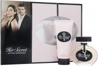 Antonio Banderas Her Secret Set de Regalo 50ml EDT + 100ml Loción Corporal