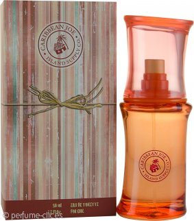 Caribbean Joe For Her Eau De Toilette 50ml Vaporizador