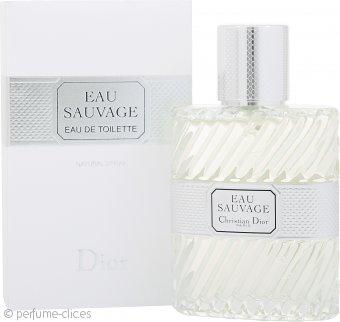 Christian Dior Eau Sauvage Eau de Toilette 50ml Vaporizador