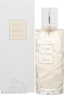 Christian Dior Escale a Portofino Eau De Toilette 75ml Vaporizador