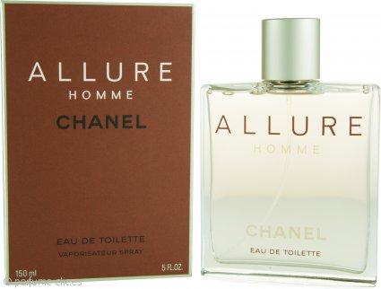 Chanel Allure Homme Eau de Toilette 150ml Vaporizador