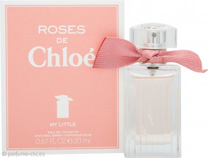 Chloé Roses De Chloe Eau de Toilette 20ml Vaporizador