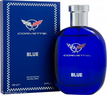 Corvette Corvette Blue Eau De Toilette 100ml Vaporizador