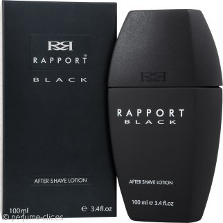 Dana Rapport Black Loción Aftershave 100ml