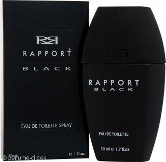 Dana Rapport Black Eau de Toilette 50ml Vaporizador