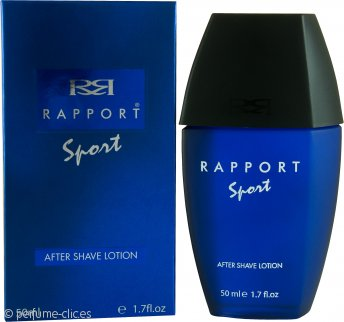 Dana Rapport Sport Aftershave 50ml Splash