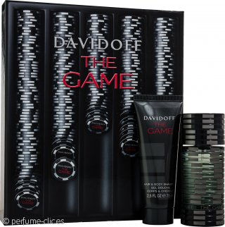 Davidoff The Game Set de Regalo 60ml EDT + 75ml Gel de Ducha