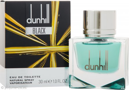 Dunhill Black Eau de Toilette 30ml Vaporizador