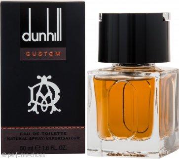 Dunhill Custom Eau de Toilette 50ml Vaporizador